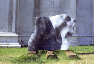Pisa - Italy, Earth, Wind, Water & Fire, marble, 1995, h 120cm